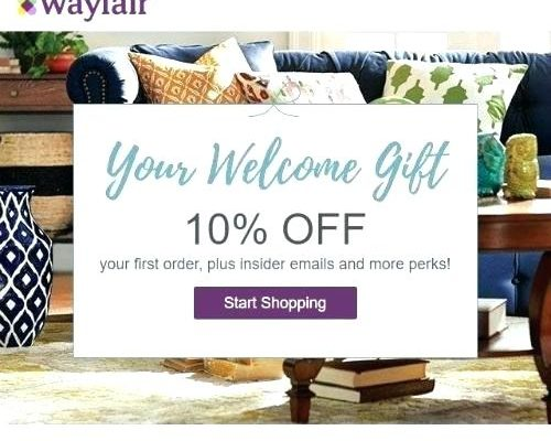 Wayfair Coupon